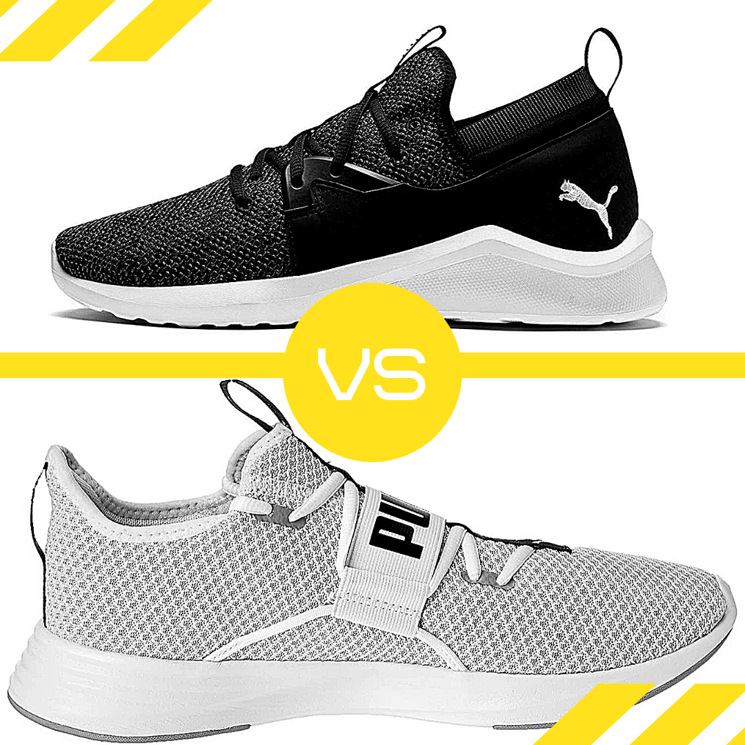 Puma Men's persist XT vs emergence running shoe which one is better for jogging