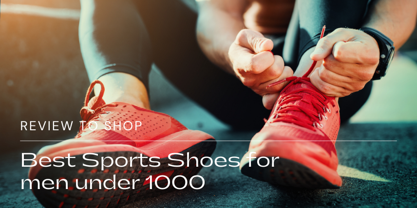 Best Sports Shoes for men under 1000